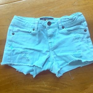 EUC girls Lucky Brand Shorts